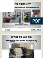 FIRETRACE PRESENTATIONS