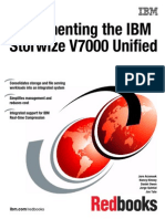 Implementing IBM Storewise v7000 unified