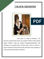 Hair Colour Chemistry