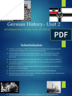 german history- unit 2