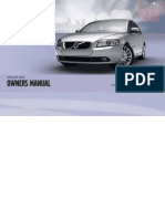 S40 Owners Manual MY12 en Tp13122