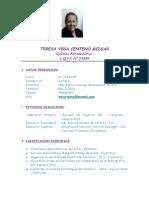 Curriculum Teresa v c