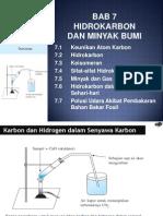 Hidrokarbon dan Minyak Bumi
