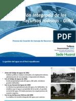 02 Creación Crhc en El Peru