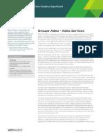 VMware Adeo service