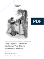 John Gayther's Garden and the Stories Told Therein by Stockton, Frank Richard, 1834-1902
