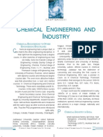 History of CE- Industrilization