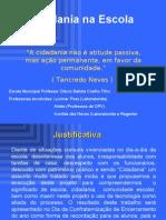 ApresentaçãoProjetoCidadanianaEscola
