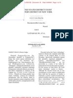 Decision Fragrance Net Generic MTD