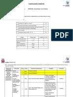 Planificación II Trimestre Language Arts - 4a - 4b - Mr. g y Ms. Kerem