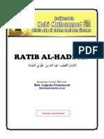 Ratib Al-Haddad (Plus Terjemahan)
