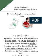 Aula Tradução e Interpretação