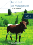 Dairy Herd Nutrition Management Dairy School