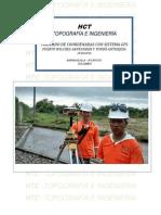 Informe Traslado de Coordenadas MAGNA-SIRGAS Puerto Wilches-Yondó