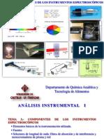 Componentes de Instrumentos Opticos