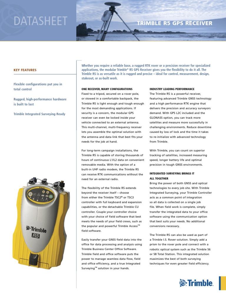 53BCAd01 | Surveying | Global Positioning System