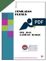 penilaian Latihan Ilmiah KRL 3043