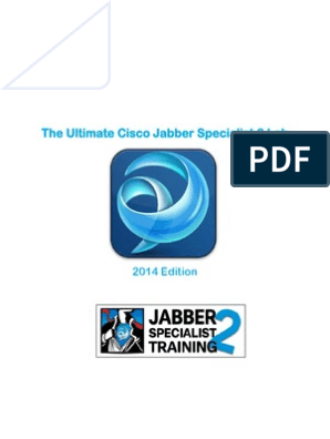 The Ultimate Cisco Jabber Specialist 2 Lab Guide_NoVideo (1