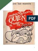 Manual Para Entender Quien Vacia El Sobre de La Quincena-J. L. Massera