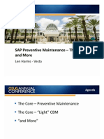 SAP_PM and CBM