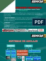 REMICSA - Presentación de Productos