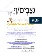 Parashat Nitzavím y Vayelek # 51, 52 Adul 6014