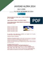Bases IV IRT Navidad Alzira 2014