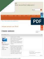 Enlazar Project Con Excel _ Necesitomas.com