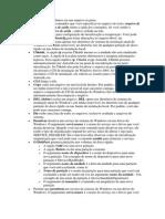 Comandos Console de Recuperação Windows Server 2003