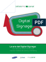 eBook Digitalsignage