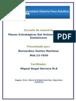 plan estrategico de desarrollo de la educacion  dominicana corregido.doc