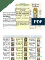 Rosary - Virgin Mary