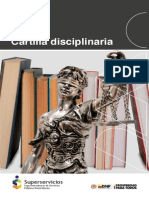 Cartilla Disciplinaria (Colombia)