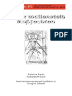 Codex Wallerstein Longsword by Bart Walczak and Radoslaw Ropka