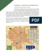 Ruta de Los Parques y Jardines de Madrigueras