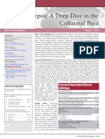 Repos a Deep Dive in the Collateral Pool