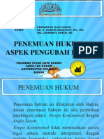 Interpretasi Hukum