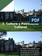 No. 1 Cultura y Patrimonio Cultural