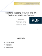 US 13 Lau Mactans Injecting Malware Into IOS Devices via Malicious Chargers Slides