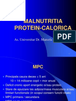 Malnutritia Protein-calorica 2
