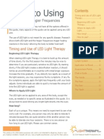 Led Light Therapy Guide