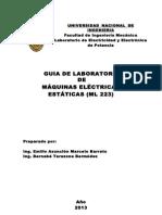 (Guia de Laboratorio de Maquinas Electricas