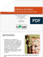 Presentacion Asperger & Autismo