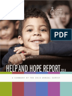 2014 Help and Hope Report