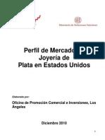 EJEMPLO - Perfil de Mercado Joyería de Plata EEUU
