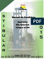 Manual Do Vestibular 2015