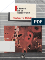 Norberto Bobbio El Futuro de La Democracia[1]