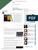 Cómo Encender El Nexus 4 de Google - Luz Roja!!