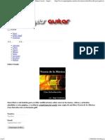 Escala Menor Melódica Del Jazz - Parte II_ Modo Súper Locrio - Angel's Guitar