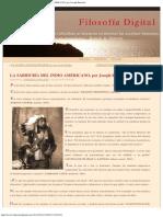 Filosofía Digital » La Sabiduría Del Indio Americano, Por Joseph Bruchac